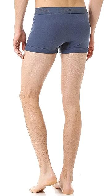 Calvin Klein Underwear Multicolor Body 2 Pack Trunks