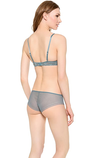 5d2033212611e3 ... Calvin Klein Underwear Luster Bare Underwire Bra ...