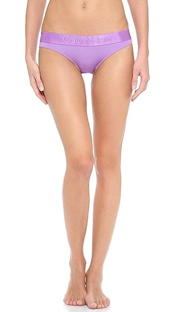 Calvin Klein Underwear Dual Tone Bikini