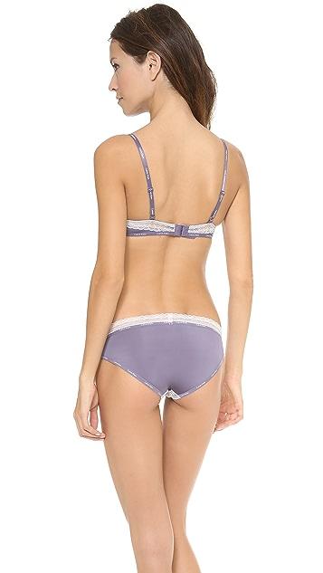 Calvin Klein Underwear Perfectly Fit Sexy Signature Bare Underwire Bra