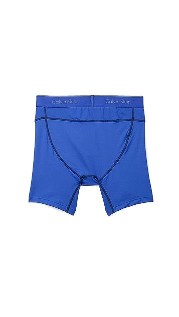 Calvin Klein Underwear Athletic Boxer Briefs