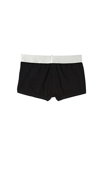 Calvin Klein Underwear Steel Micro Low Rise Trunks