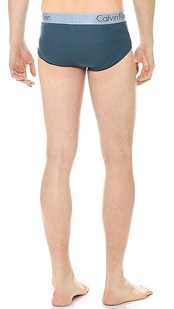 Calvin Klein Underwear Dual Tone Briefs