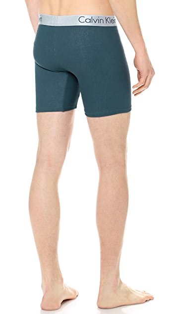 Calvin Klein Underwear Dual Tone Boxer Briefs