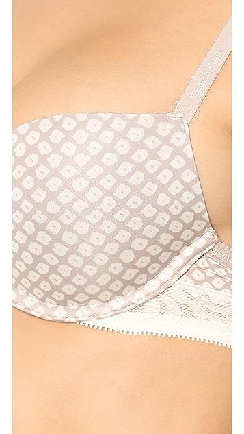 Calvin Klein Underwear Modern Signature Essential T-Shirt Bra