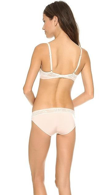 Calvin Klein Underwear Modern Signature Triangle Bra
