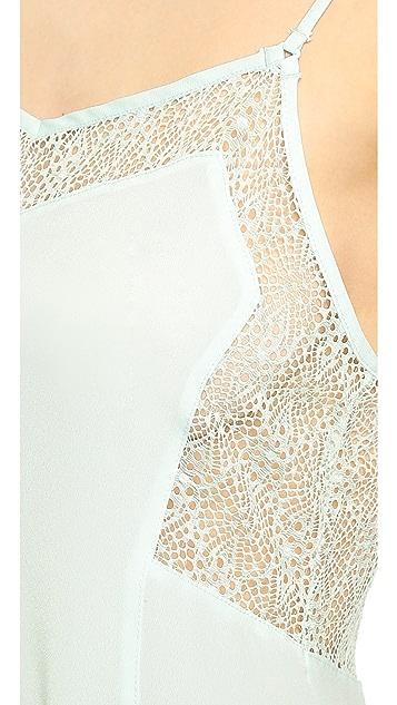 Calvin Klein Underwear Crochet Lace Chemise