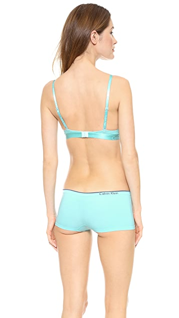 Calvin Klein Underwear Dual Tone Convertible Natural Lift T-Shirt Bra
