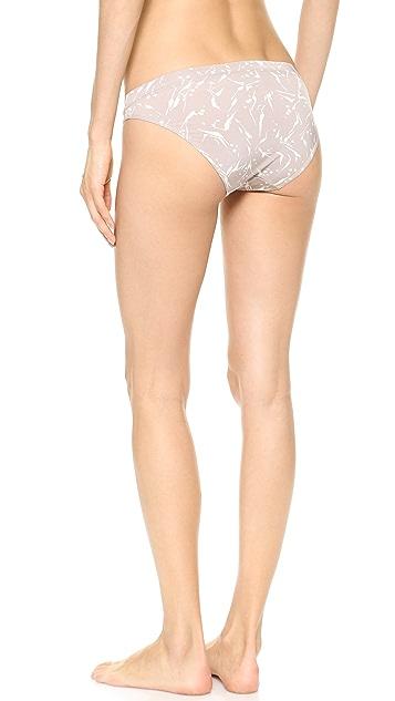 Calvin Klein Underwear Push Positive Bikini Briefs