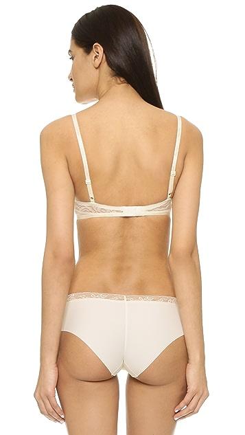 Calvin Klein Underwear Modern Signature Bare Underwire Bra
