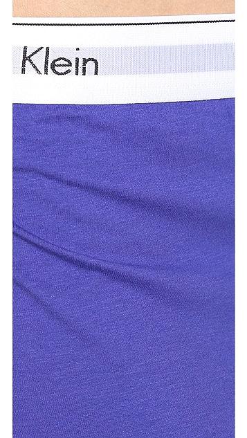 Calvin Klein Underwear Modern Cotton Wide Pants