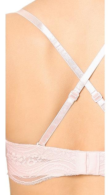 Calvin Klein Underwear Infinite Lace Multi Way Push Up Bra