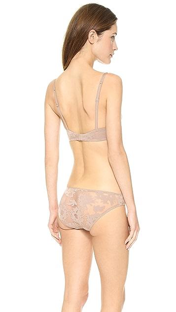 Calvin Klein Underwear Etched Bare Underwire Bra