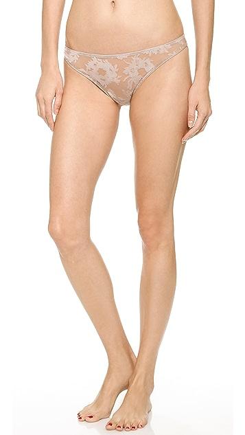 Calvin Klein Underwear Etched Thong