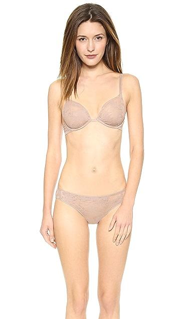 Calvin Klein Underwear Etched Bikini Briefs