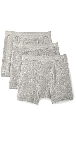 Calvin Klein Underwear - 3 Pack Cotton Classic Boxer Briefs