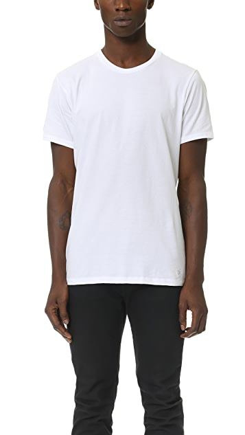 Calvin Klein 3 Pack Crew Neck T Shirt Set