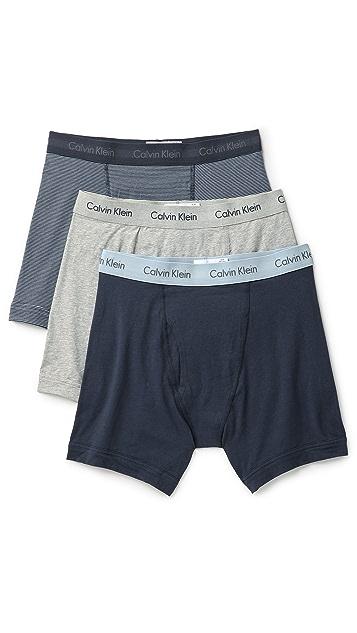 Calvin Klein Underwear 3 Pack Boxer Briefs