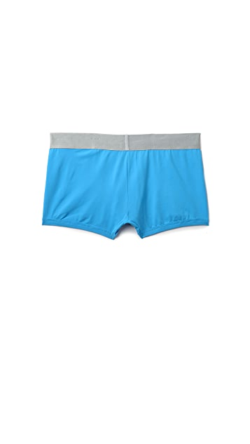 Calvin Klein Underwear Steel Low Rise Trunks