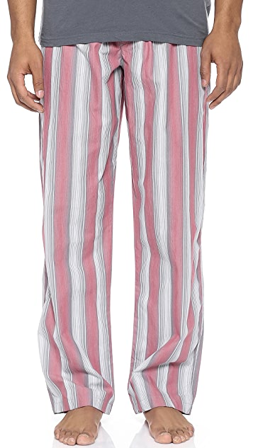 Calvin Klein Underwear Key Striped Pants