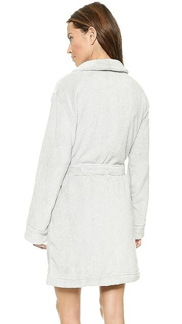 Calvin Klein Underwear Fluffy Robe