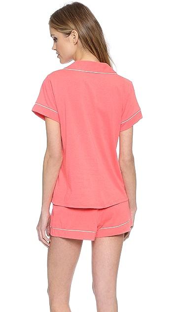 Calvin Klein Underwear Jersey PJ Set