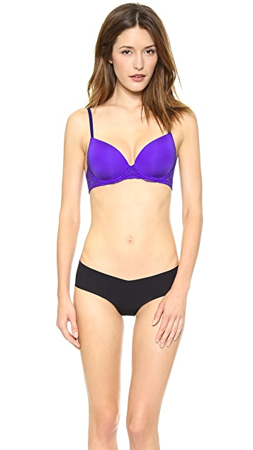 Calvin Klein Underwear Infinite Lace Customized Lift Bra