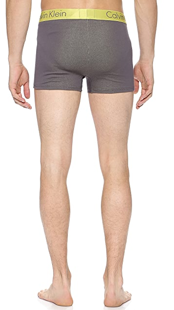 Calvin Klein Underwear Dual Tone Trunks