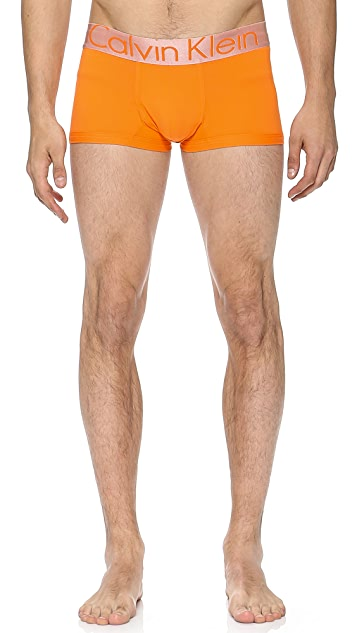 Calvin Klein Underwear Steel Micro Low Rise Trunk