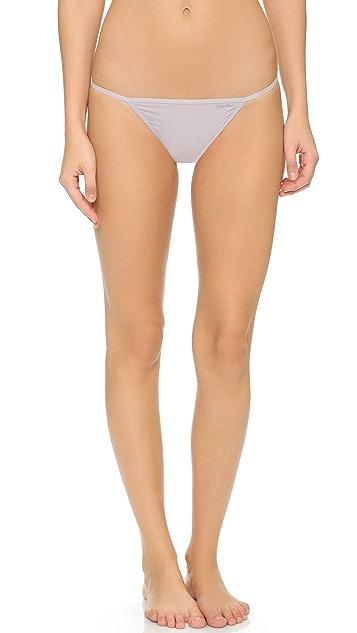 Calvin Klein Underwear Sleek Bikini Briefs 3 Pack