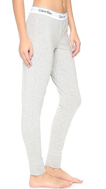 Calvin Klein Underwear Modern Pajama Pants