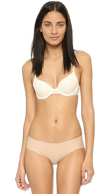 0fcc5a58755 Calvin Klein Underwear Perfectly Fit Sexy Signature Demi Bra