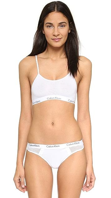 4aecf0dbfbd7 Calvin Klein Underwear One Micro Fashion Bralette | SHOPBOP