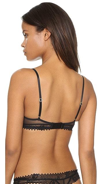 Calvin Klein Underwear Provocative Customized Lift Bra