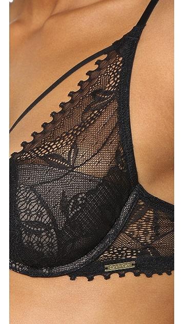 036dc3776ff13 ... Calvin Klein Underwear Provocative Plunge Bra