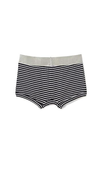 Calvin Klein Underwear Steel Micro Low Rise Trunks