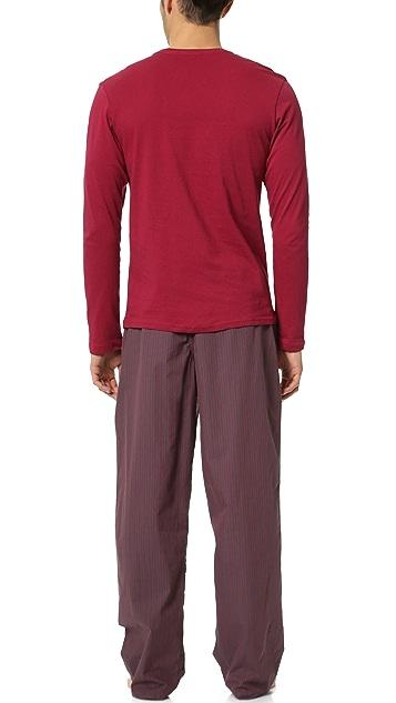 Calvin Klein Underwear Pajama Gift Set