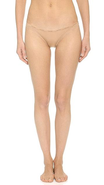Calvin Klein Underwear Набор из трех трусиков-танга Bottoms Up