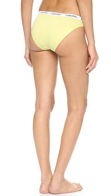 Calvin Klein Underwear Carousel 3 Pack Bikini Panties