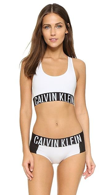 98f90c67199c39 Calvin Klein Underwear Intense Power Racer Back Bralette