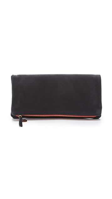 Clare V. Fold Over Clutch