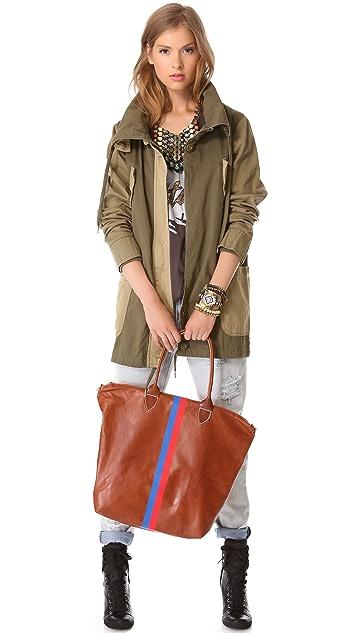 Clare V. Overnighter Bag