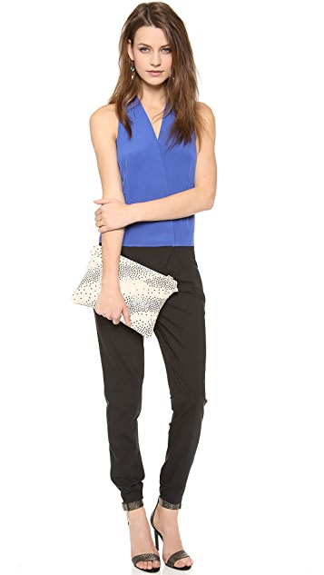 Clare V. Star Cross Body Clutch
