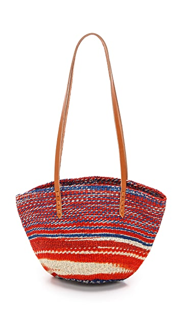 Clare V. Kenya Bag
