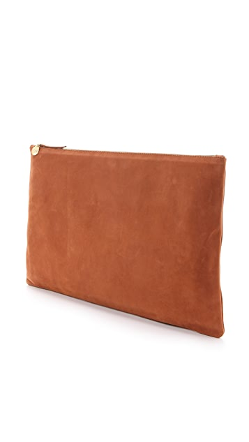 Clare V. Oversize Clutch
