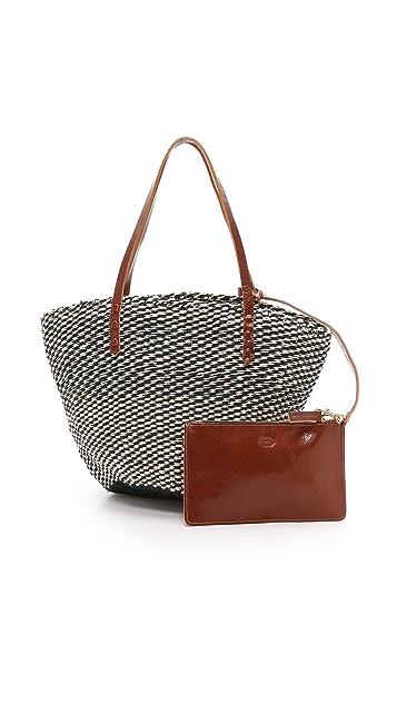 Clare V. Maison Kenya Bag