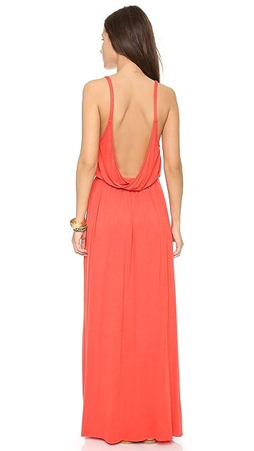 CLAYTON Della Maxi Dress