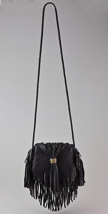 43852ca9e155 Cleobella Tiva Small Zuni Fringe Bag