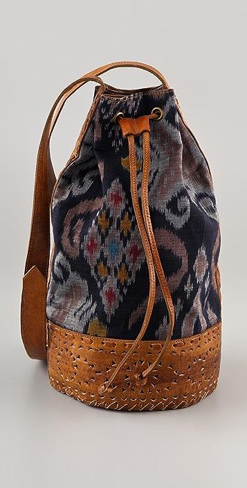 Cleobella Amballa Ikat Bag