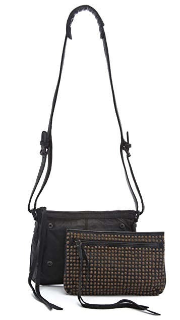 Cleobella Lita Studded Cross Body Bag